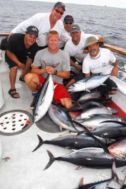 Tuna fishing for Deep sea fishing newport