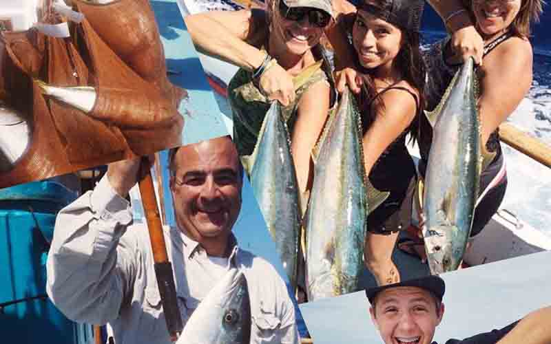 southern california ocean fishing daily report