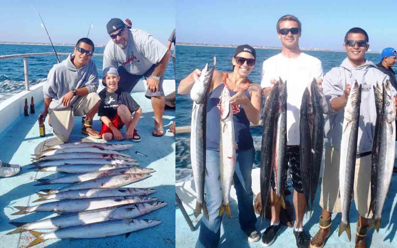 Barracuda Fishing | Newport Landing Sportfishing in Southern California