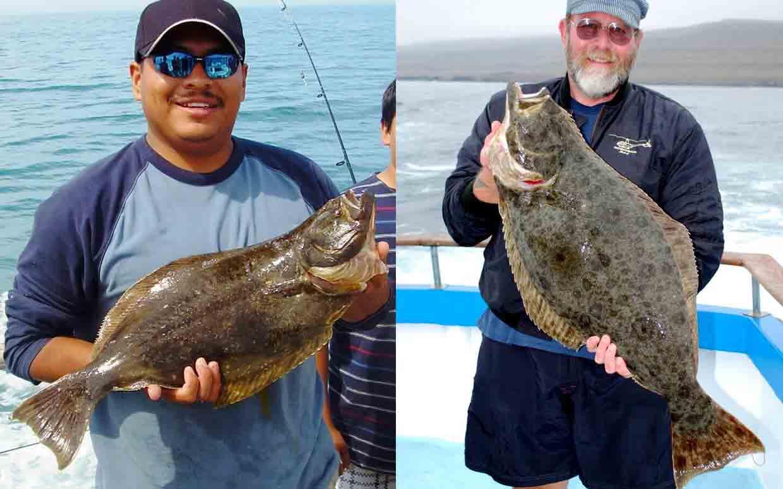 Halibut Fishing | Newport Landing Sportfishing in Southern California