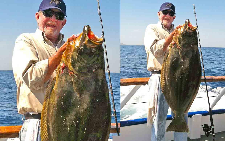 California Halibut Fishing | Halibut Fishing Newport Landing Sportfishing In Southern California