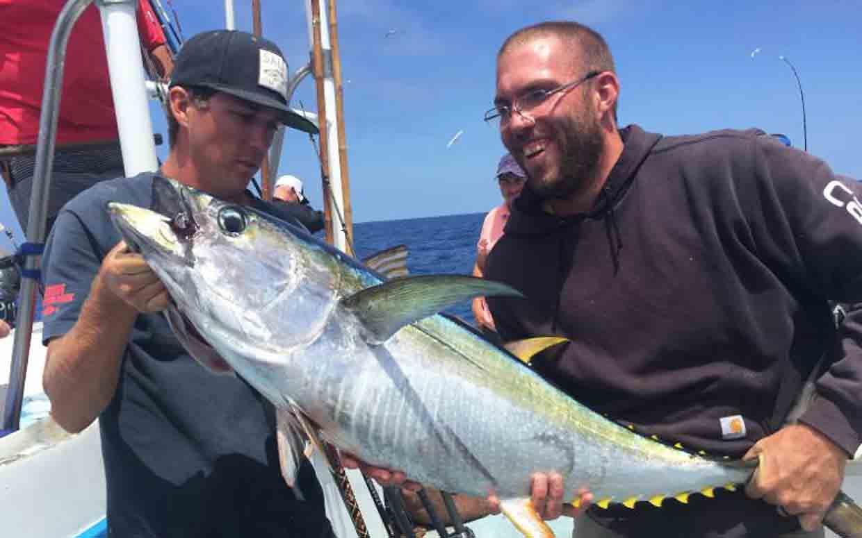 Tuna Fishing Venice La First Yellowfin Of 2016