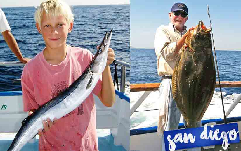 san diego deep sea fishing information call 949 675