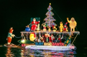 Boat Parade Newport Beach