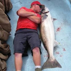 Phillip for Newport landing fish count