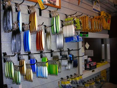 Largest selection of ocean and saltwater fishing tackle in
